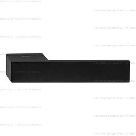 Ручка на розетке Linea Cali Loft Black 431 RO