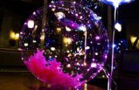Светящийся led шар BOBO