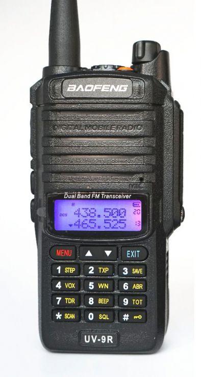 Радиостанция Baofeng UV-9R влагозащита IP 67 5-10 км