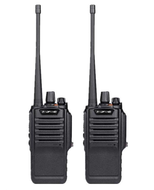 Радиостанция Baofeng BF-9700 комплект 2шт  влагозащита IP 67 5-10 км