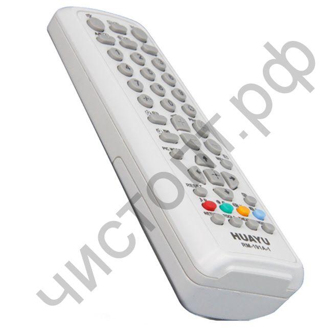 Пульт ТВ универс. RM-191A (LCD/LED Sony) лм