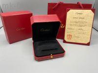 Фирменная упаковка Cartier