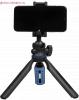 Штатив компактный RayLab MT-SC головой и держателем для смартфона