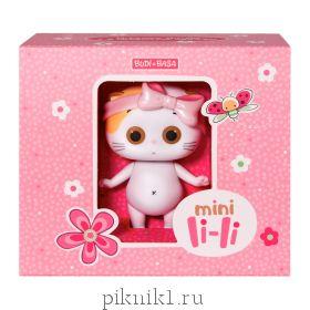 """Мини Ли‑Ли игрушка + 5 предметов одежды """"Малиновое настроение"""""""