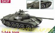 Танк Т-54А