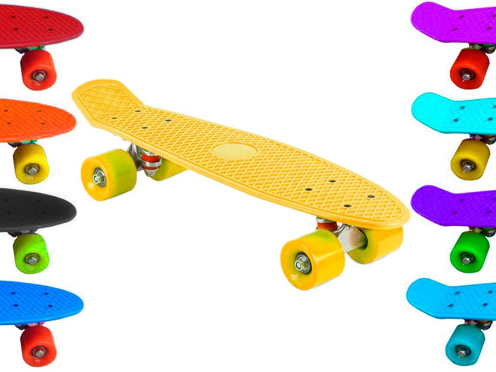Скейт-мини Круизер, артикул 13200