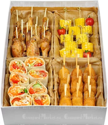 FOOD BOX № 6