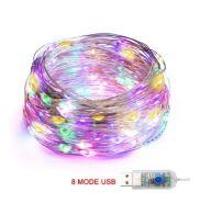 Гирлянда USB на светодиодах 5 метров