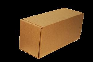 Почтовая коробка Тип В, №4 (425 x 165 x 190 мм), 1уп = 10шт