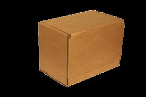 Почтовая коробка Тип Г, №3 (265 x 165 x 190 мм), 1уп = 10шт