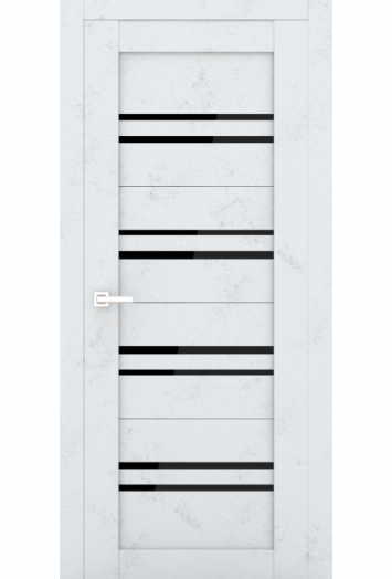Дверь межкомнатная DX 306 Светлый ( темный) бетон