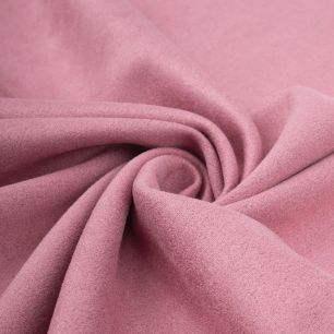 Замша искусственная - Пыльная роза 50*37 см