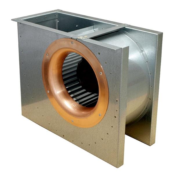 Взрывозащищенный вентилятор DKEX 280-4