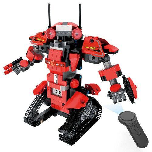 Конструктор Mould King Красный Робот на радиоуправлении 13001, 336 деталей