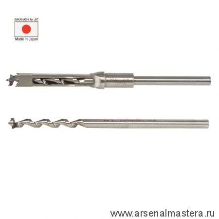 Профессиональный расточной и долбёжный резец японский 12 мм Nakahashi JET 10003312