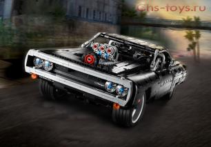 Конструктор Lari Техникаa Dodge Charger Доминика Торетто 11511 (42111) 1077 дет