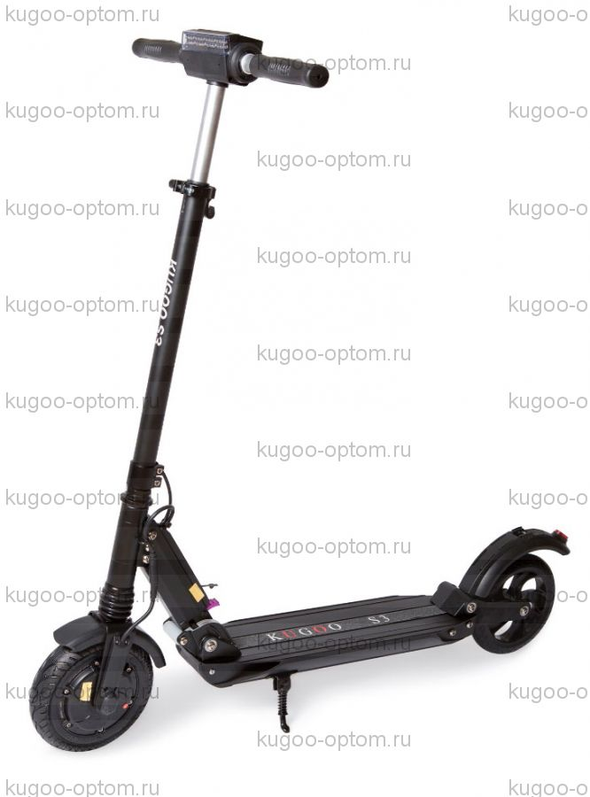 Kugoo S3 + Аквазащита + Сборка