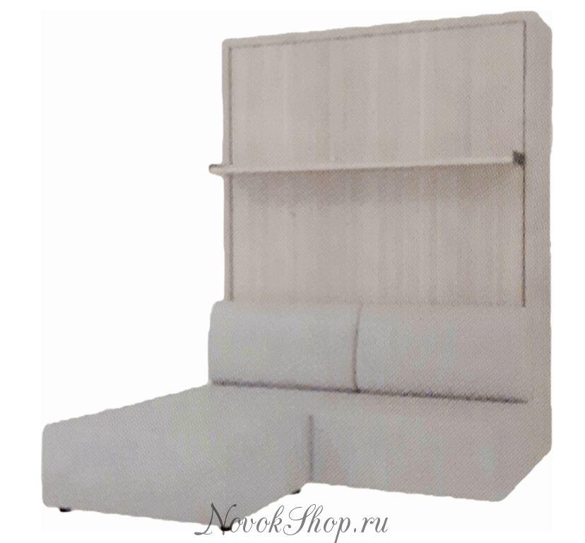Шкаф-диван-кровать СМАРТ-1 + пуф