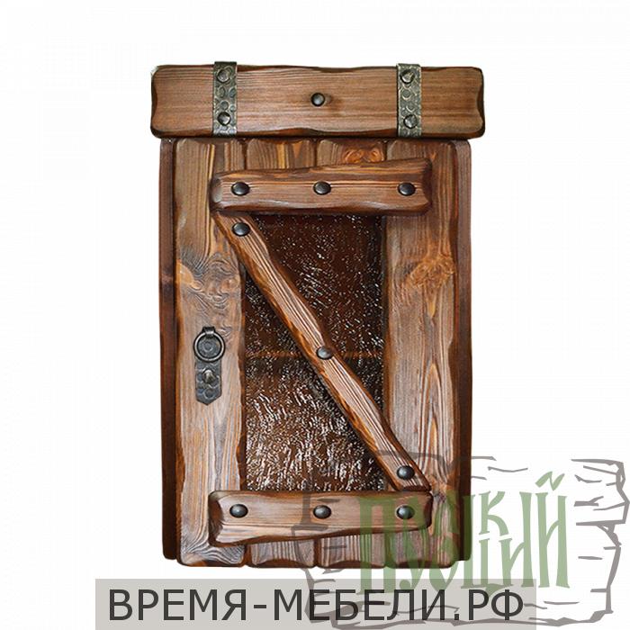 """Ящик навесной """"Медведь"""" (1 дверь)"""