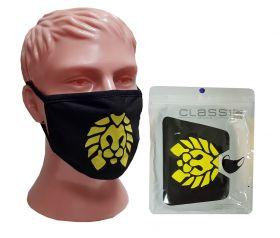 Защитная маска в индивидуальной упаковке (мужская) MaskM003