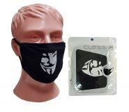 Защитная маска в индивидуальной упаковке (мужская) MaskM004