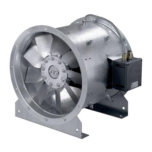 Взрывозащищенный вентилятор AXC-EX 400-7/14°-4