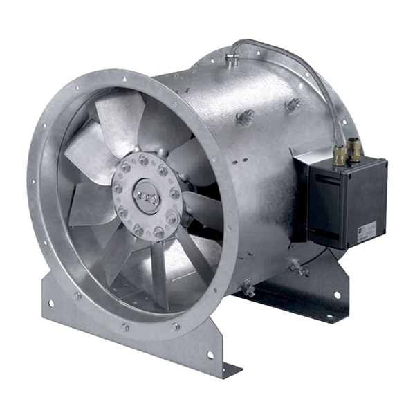 Взрывозащищенный вентилятор AXC-EX 800-9/18°-4