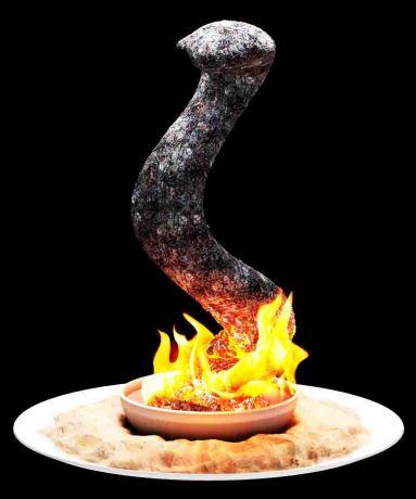 Набор опытов Огненная метель
