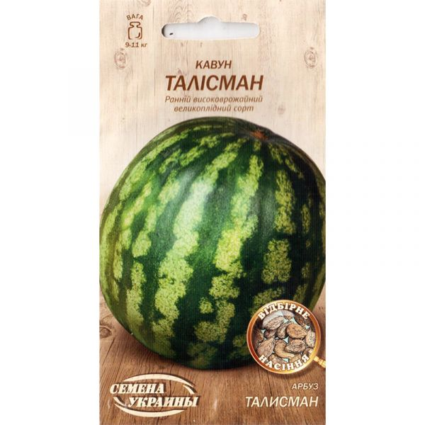 "«Талисман» (1 г) от ТМ ""Семена Украины"""