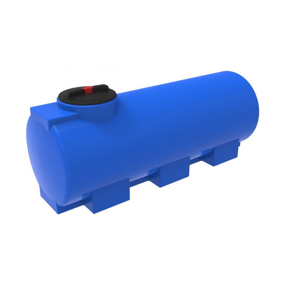 Емкость ЭВГ 500 литров горизонтальная