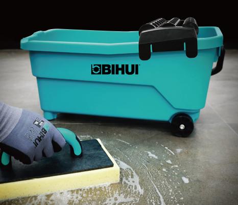 Набор для мытья плитки 19L BIHUI TWS19