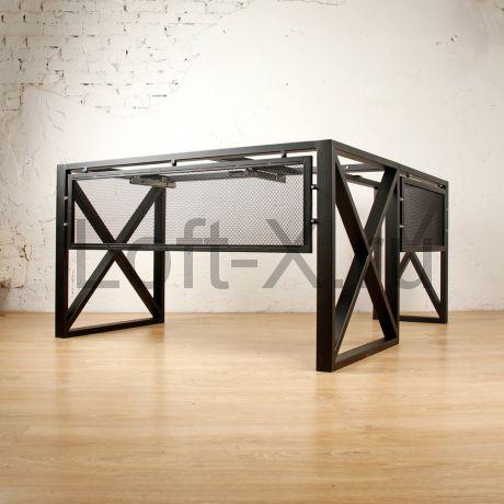 """Подстолье - """"Дизайн ХО"""" (для углового стола)"""