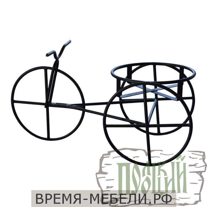 "Подставка для цветов ""Велосипед"" Д-5"