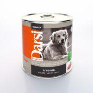"""Darsi Консервы """"Ягненок"""" для собак с чувствительным пищеварением, паштет, 850г"""