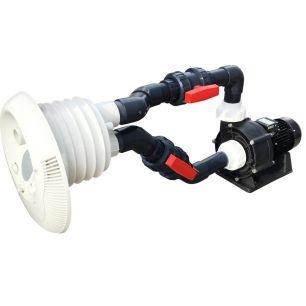Противоток AquaViva WTB300T 60 м3/ч (380В) под бетон/лайнер