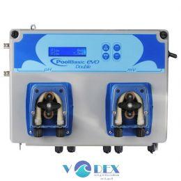 Система перистальтических доз.насосов AquaViva PH+H2O2 1,5л/ч + Измерительный набор (1 шт)
