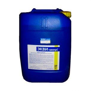 ЭКВИ-минус (жидкое) (30 л) - все для сада, дома и огорода!