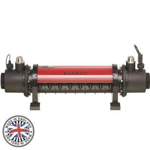 Теплообменник Elecro SST 36 кВт