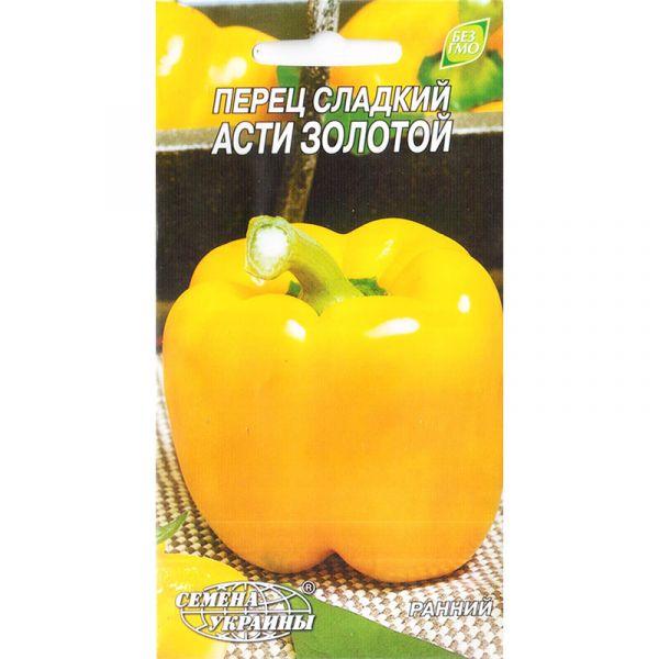 """«Асти золотой» (0,3 г) от ТМ """"Семена Украины"""""""