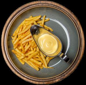 Картофель фри 350г