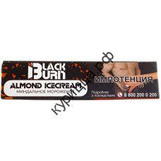 Табак Black Burn 25 гр Almond Icecream