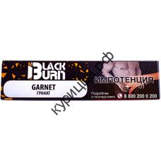 Табак Black Burn 25 гр Garnet