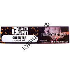 Табак Black Burn 25 гр Green Tea