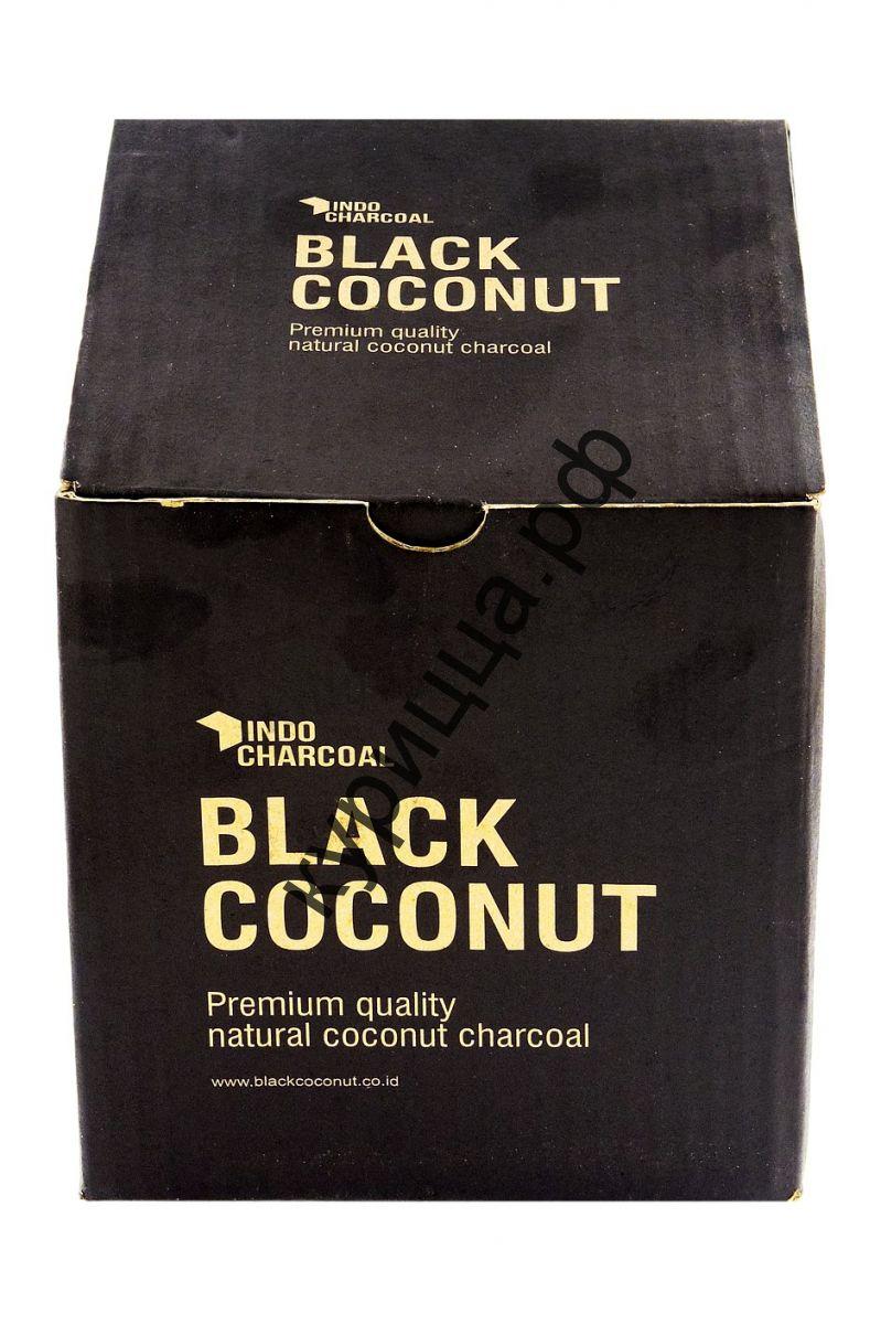 Уголь кокосовый Black Coconut 100 шт