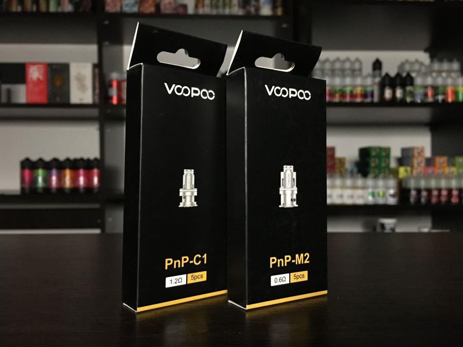 Испаритель VOOPOO PnP C1/M2/VM5