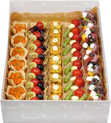 FOOD BOX № 16 (Веган)