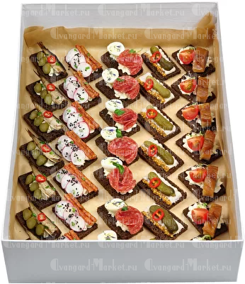 FOOD BOX № 17