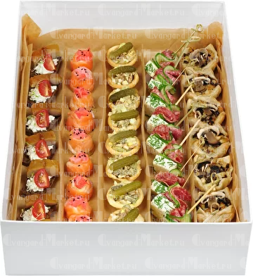 FOOD BOX № 20