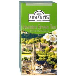Чай зелёный с жасмином AHMAD