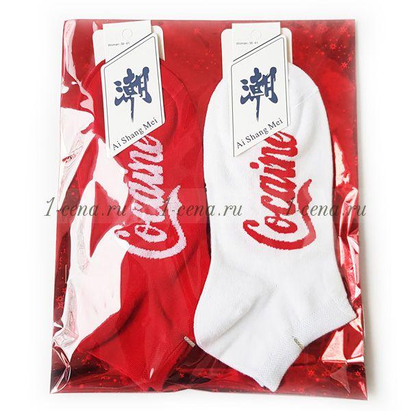 Носки женские COCA  2 пары